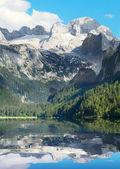 The Hoher Dachstein peak 2996m. — Stock Photo