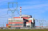 Nuclear power plant Temelin — Stockfoto