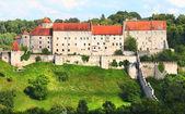 Castello di burghausen — Foto Stock