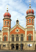 Synagogue in Pilsen — Stock Photo