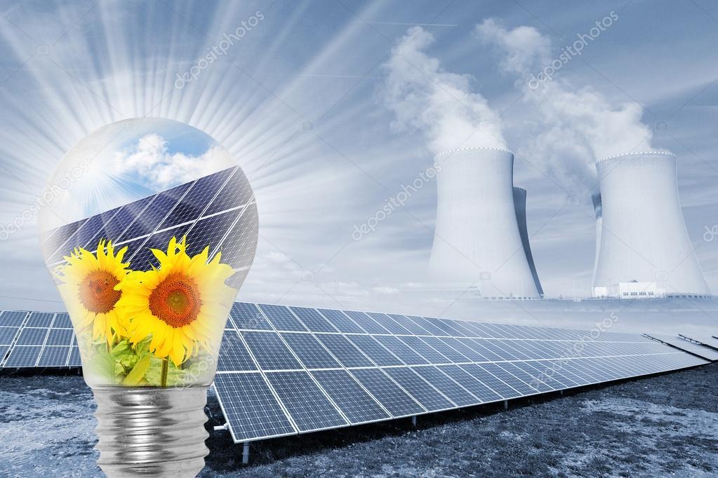коллаж энергетика