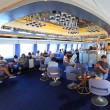 Passengers on ship — Stock Photo #33573295