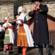 Stock Photo: Folklore Ensemble Usmev