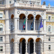 Stock Photo: Trieste Palace Of Governor