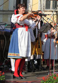 The Folklore Ensemble Usmev — Stock Photo