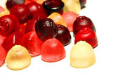 Gummi sweets — Stock Photo