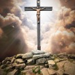 Stockfoto: Jesus Christ on The Cross.