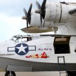 American rescue flying boat  Consolidated PBY-5A Catalina — Stock Photo #33793775