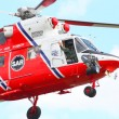 Rescue helicopter W-3A Sokol — Stock Photo