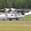 American rescue flying boat  Consolidated PBY-5A Catalina — Stock Photo #33794223