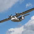 American rescue flying boat  Consolidated PBY-5A Catalina — Stock Photo #33794309