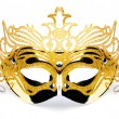 Decorated mask for masquerade — Stock Photo