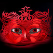Demonic mask for masquerade. — Stock Photo #33799333
