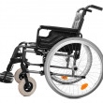 Invalid chair — Stock Photo