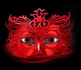 Demonic mask for masquerade. — Stock Photo
