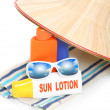 Stock Photo: UV protection equipment