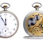 Two clocks — Stock Photo #33803879