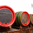 Wine barrels — Stock Photo #33805607