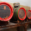 Wine barrels — Stock Photo #33805617