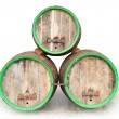 Stock Photo: Barrels