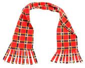 Knitted woollen scarf — Foto de Stock