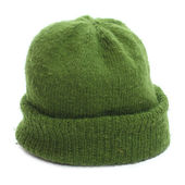 Woolen knit hat — Stock Photo
