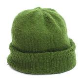 Woolen knit hat — Stock Photo