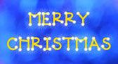 Holidays design - Merry Christmas — Zdjęcie stockowe