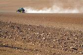 El tractor — Foto de Stock