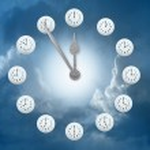 Clock face — Stock Photo #35432453