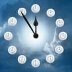 Clock face — Stock Photo #35432477