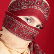 Stock Photo: Arabiportrait