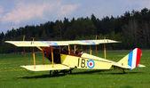 исторический самолет кертисс jn-4 — Стоковое фото