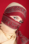 Arabian portrait — Stock Photo