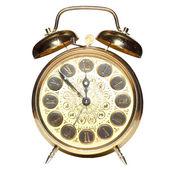 Brassy despertador — Foto de Stock