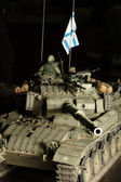 Israel tank — Stock Photo