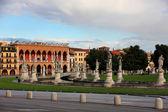 Prato della valle, padova, i̇talya — Stok fotoğraf