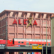 Alexa shopping mall on Alexanderplatz Berlin Germany — Stock Photo