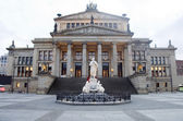 Concert Hall Konzerthaus The Gendarmenmarkt Berlin Germany — Stock Photo