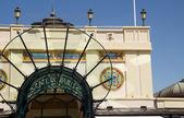 Editoriale famoso café e casinò montecarlo monaco — Foto Stock