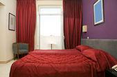 Bedroom interior suite Tunis Tunisia Africa — Stock Photo