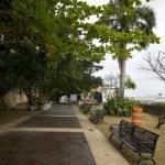 Parque de las palomas dove park — Stock Photo #12907586