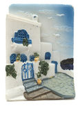 Greek island souvenirs — Stock Photo