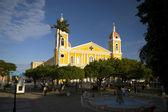 Church granada nicaragua — Stock Photo