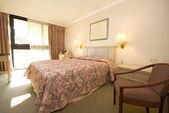 Hotel room — Stockfoto