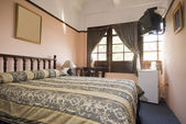 Santo domingo hotel room — Stockfoto