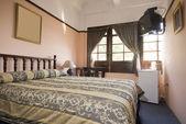 Chambre d'hôtel de saint-domingue — Photo
