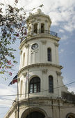 Palace consistorial and museum of the city of santo domingo — Stockfoto