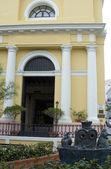 классическая архитектура старого сан-хуана — Стоковое фото