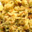 Rice macro — Stock Photo
